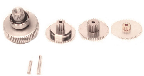 Savox SA1256TG Servo Rebuild Gear Set with Bearings