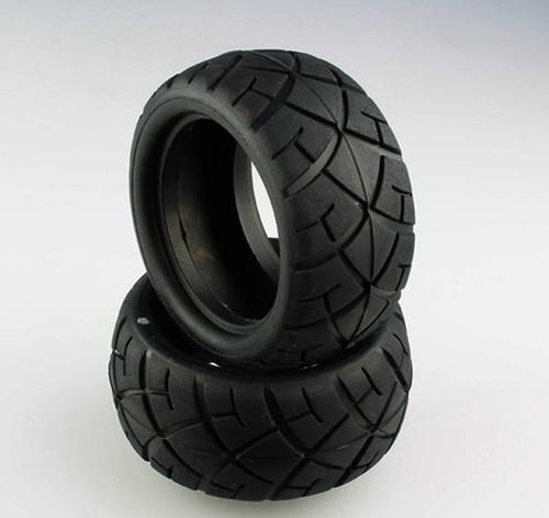 """Schumacher Racing U6701 """"Venom"""" 2.2 1/10 Road Truck Tires (2)"""