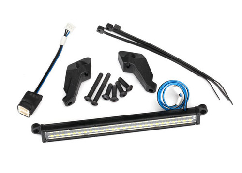 Traxxas 8486 LED 100mm Front Light Bar, Desert Racer