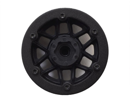 "Vanquish IRC00250 Incision KMC XD229 Machete 1.9"" Black Plastic Wheels"
