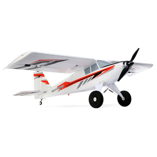 E-flite Night Timber X 1.2M BNF Basic Electric Airplane (1200mm) w/AS3X & SAFE Select