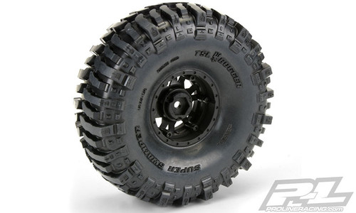 "Pro-Line 10133-10 Interco Bogger 1.9"" Tires w/Impulse Wheels (2) w/12mm Hex (G8)"
