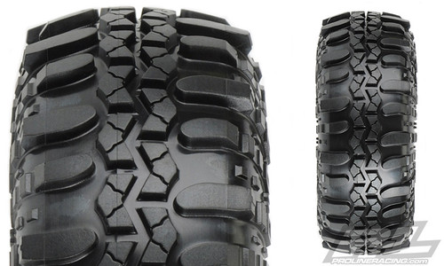 "Pro-Line 119703 Interco TSL SX Super Swamper XL 1.9"" Rock Crawler Tires (2) (Predator)"