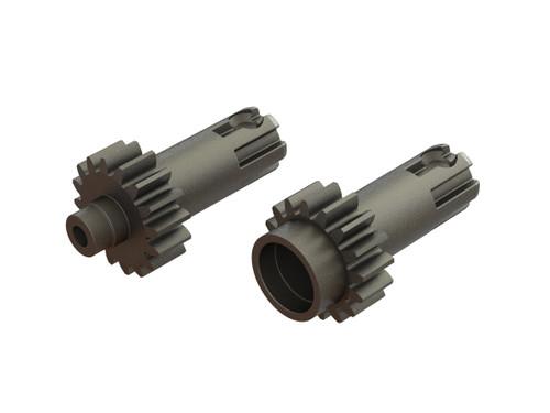 Arrma AR310775 Diff Outdrives Metal (2) 4x4