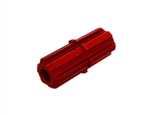 Arrma 310881 Slipper Shaft, Red, BLX