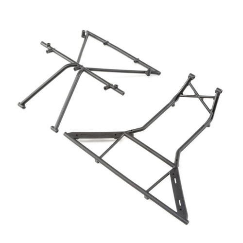 Losi 230028 Rock Rey Roll Cage Roof & Front