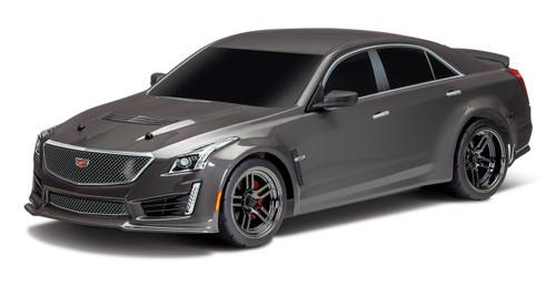 Traxxas 8391X Cadillac CTS-V Body, Silver