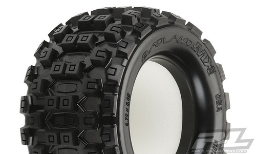 "Pro-Line 10125-00 Badlands MX28 30 Series 2.8"" Tire (2) (M2)"