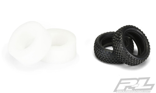 """Pro-Line 8261-104 Wedge Carpet 2.2"""" 4WD Front Buggy Tires (2) (Z4)"""