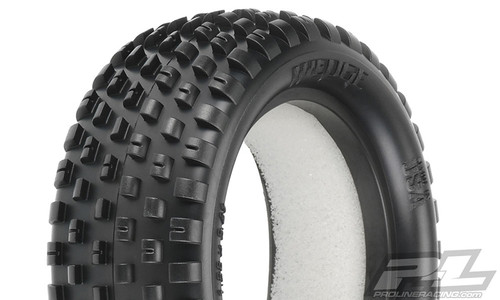 "Pro-Line 8261-103 Wedge Carpet 2.2"" 4WD Front Buggy Tires (2) (Z3)"