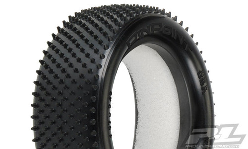 "Pro-Line 8229-104 Pin Point 2.0 2.2"" 4WD Buggy Front Tires (2) (Z4)"