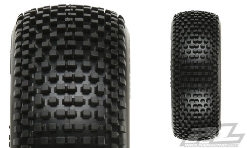 "Pro-Line 8252-02 Blockade 2.2"" 4WD Buggy Front Tires (2) (M3)"