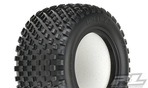 "Pro-Line 8263-103 Wedge T 2.2"" Carpet Front Truck Tires (2) (Z3)"