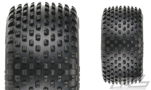 "Pro-Line 8263-104 Wedge T 2.2"" Carpet Front Truck Tires (2) (Z4)"