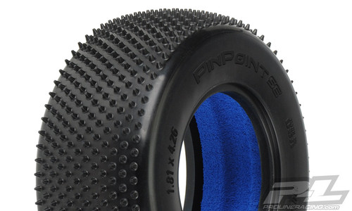"Pro-Line 10100-104 Pin Point SC 2.2""/3.0"" Truck Tires (2) (Z4)"