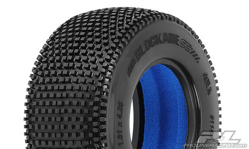 "Pro-Line 1183-02 Blockade SC 2.2""/3.0"" Short Course Truck Tires (2) (M3)"