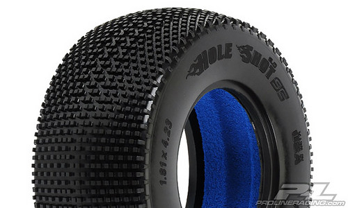 "Proline 1180-03 Hole Shot 2.0 Short Course Truck 2.2""/3.0"" M4 (Super Soft) Tires"