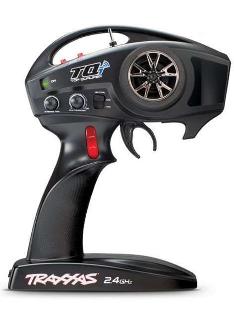 Traxxas 6530 TQi 2.4Ghz 4-Channel Transmitter w/Link Enabled (Transmitter Only)