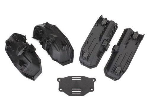 Traxxas 8080 Narrow Inner Fenders, Front and Rear, TRX-4