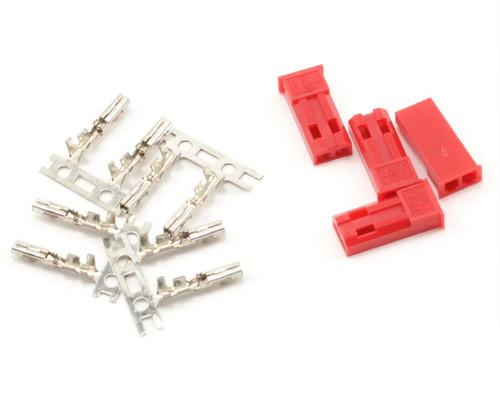 ProTek RC 5010 Male JST Style Connectors (4)