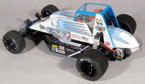 McAllister Racing #314 Mercer Sprint Body for Slash