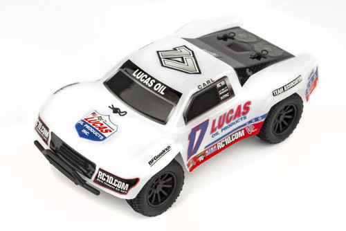 Team Associated SC28 Lucas Oil Edition 1/28 Scale RTR 2wd Short Course Truck w/2.4GHz Radio