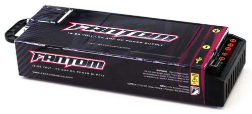 Fantom Racing 12 Volt 75 Amp/900 Watt w/ USB DC Power Supply
