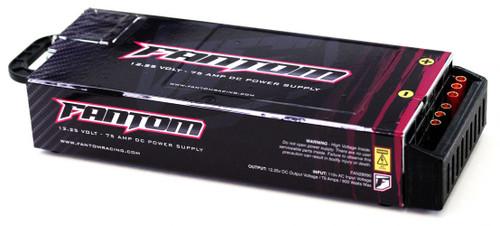Fantom Racing 12 Volt 75 Amp/900 Watt DC Power Supply
