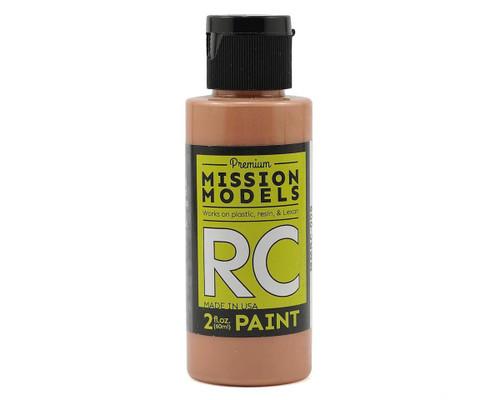 Mission Models RC009 Beige Acrylic Lexan Body Paint (2oz)