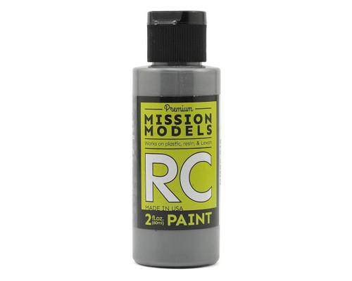Mission Models RC010 Gray Acrylic Lexan Body Paint (2oz)