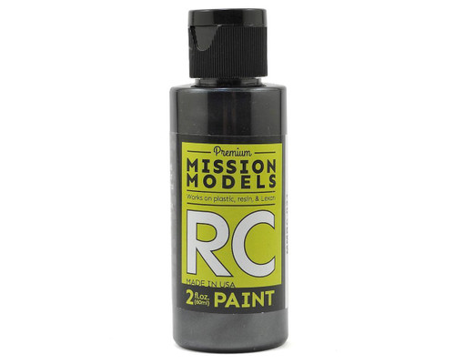 Mission Models RC021 Pearl Charcoal Acrylic Lexan Body Paint (2oz)
