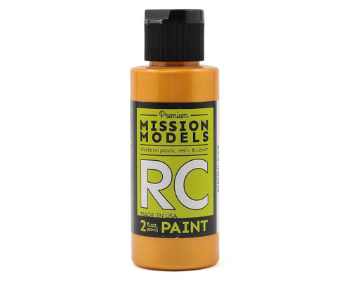 Mission Models RC024 Pearl Copper Acrylic Lexan Body Paint (2oz)