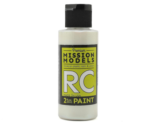 Mission Models RC039 Color Change Green Acrylic Lexan Body Paint (2oz)