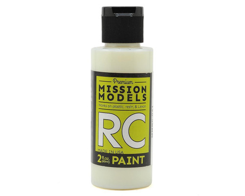 Mission Models RC041 Clear Acrylic Lexan Body Paint (2oz)