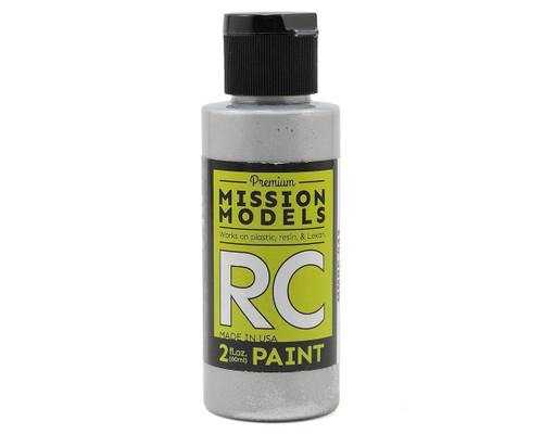 Mission Models RC042 Chrome Acrylic Lexan Body Paint (2oz)
