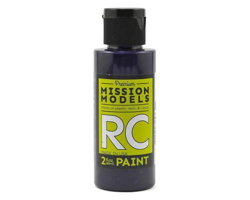 Mission Models RC057 Translucent Purple Acrylic Lexan Body Paint (2oz)