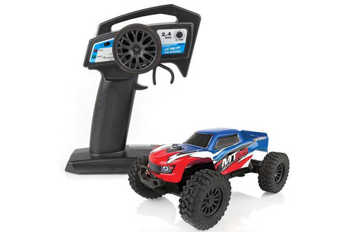 Team Associated 20155 MT28 1/28 RTR 2WD Mini Electric Monster Truck