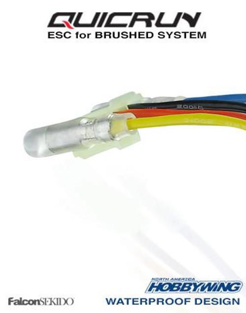 Hobbywing QuicRun 1625 Brushed ESC (1/18, 1/16)