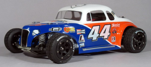 McAllister Racing #316 Ascot Modified Body
