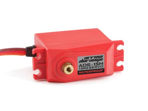 Arrma 390139 ADS-15M V2 Waterproof Servo (Red)