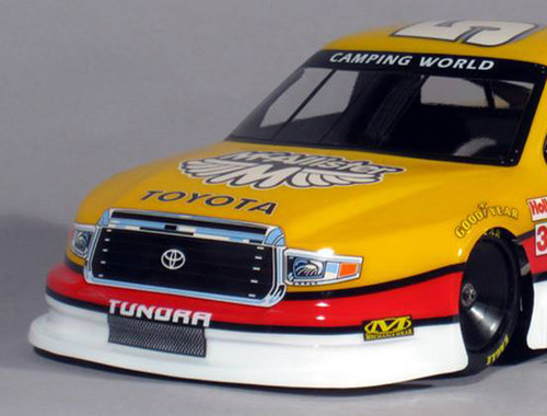 McAllister Racing #302 1/10 Toyota Nastruck Body w/ Decal
