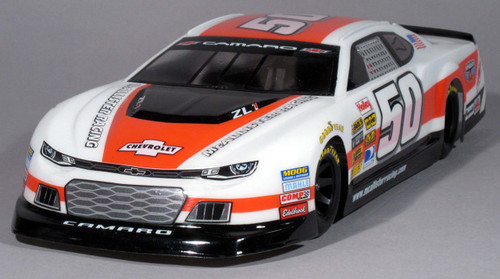 McAllister Racing #317UL 1/10 ZL-1 Camaro Ultra Light Body w/ Decal