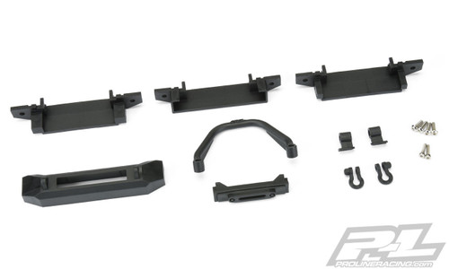 Pro-Line 6341-00 Ridge-Line High-Clearance Crawler Front Bumper