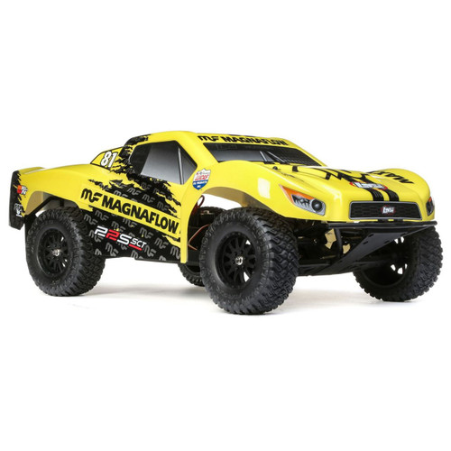 Losi 22S SCT 1/10 RTR 2WD Brushed Short Course Truck (Magnaflow) w/ 2.4GHz Radio