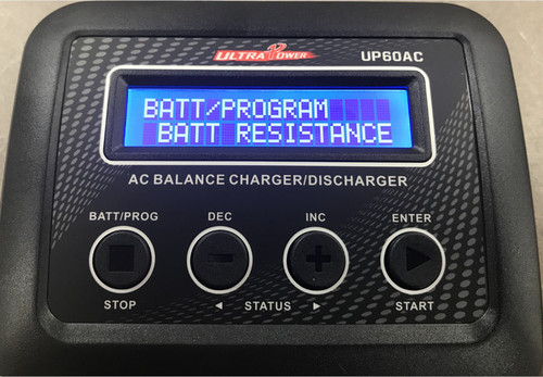 Ultra Power UP60AC 60W Multi-Chemistry AC Charger