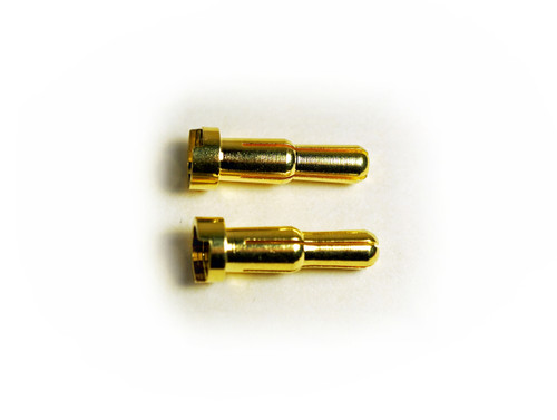 Punisher Series PUN4010 Low Profile 4mm/5mm Step Bullet Connector
