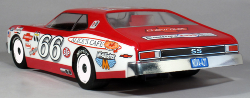 McAllister Racing #313 Nova 427 Street Stock Body w/ Decal