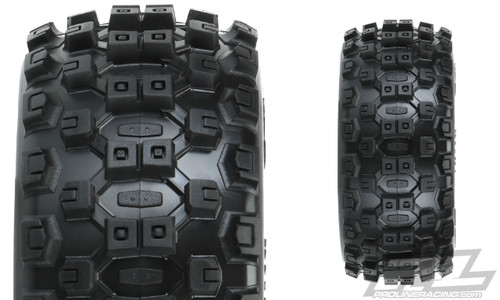 "Pro-Line 10156-01 Badlands MX SC 2.2""/3.0"" Short Course Truck Tires (M2) (2)"