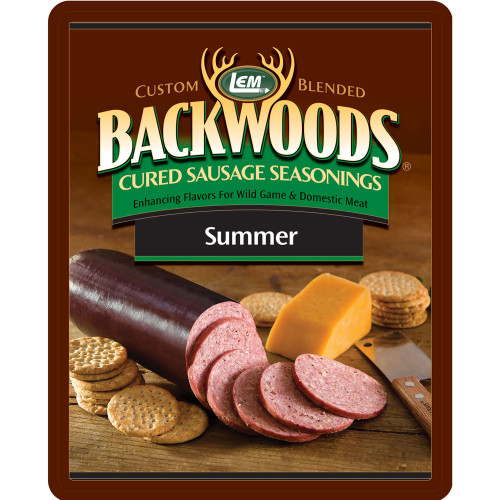 L.E.M. Backwoods Sausage Seasonings