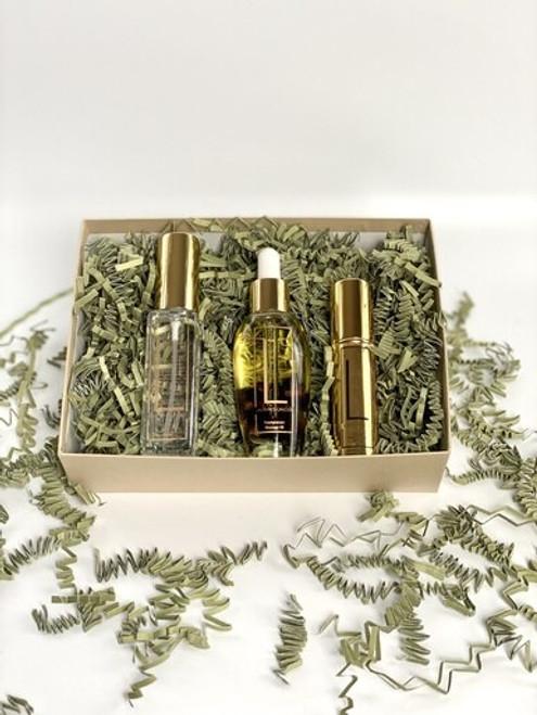 Tone, Moisture and Sanitizer Gift Set